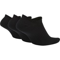 Achat 3 Paires de Chaussettes Nike Everyday Lightweight Noir