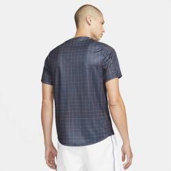Achat Tee Shirt NikeCourt Dri-FIT Victory Bleu Marine