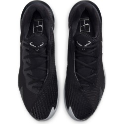 Promo Chaussure NikeCourt Zoom Vapor Cage 4 Rafa Noir