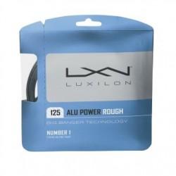Cordage Luxilon Alu Power Rough