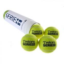 Tube de 4 Balles Tretorn Serie+