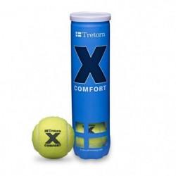 Tube de 4 Balles Tretorn X Comfort