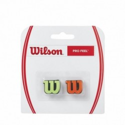 Antivibrateurs Wilson Pro Feel Vert/Orange