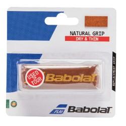 Grip Babolat Natural Grip Marron