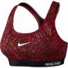 Brassière Femme Nike Pro Rouge