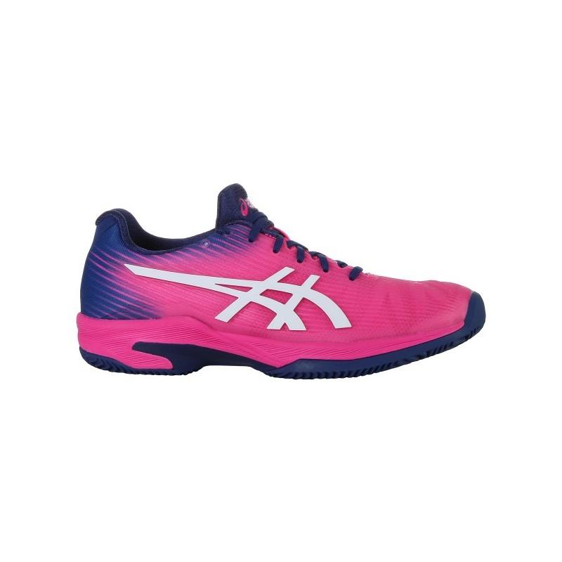 Chaussures Achat Rosebleu Asics W4wrvqr Au Tennis De Ff Solution Speed rdCWexBo