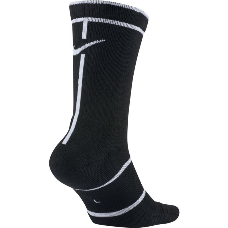 Achat Chaussettes NikeCourt Essential Crew Noir