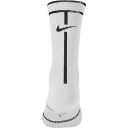 Promotion Chaussettes NikeCourt Essential Crew Blanc/Noir