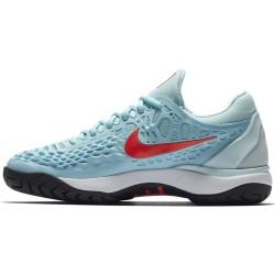 Achat Chaussure Femme Nike Zoom Cage 3 Bleu Ciel