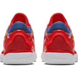 Chaussure NikeCourt Air Zoom Cage 3 Premium Orange