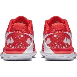 Promo Chaussure Femme NikeCourt Air Zoom Vapor X Orange