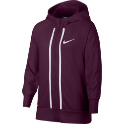 Sweat à capuche Junior Nike Sportswear Bordeau