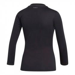 Achat Haut Manches Longues Femme Adidas Club Noir
