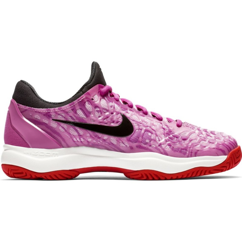 Chaussure Femme Nike Zoom Cage 3 Violet : Achat chaussures de ...