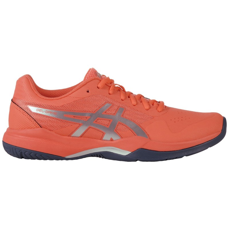 Chaussure Femme Asics Game 7 Saumon