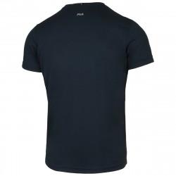 Achat Tee Shirt Junior Fila Robin Bleu Marine