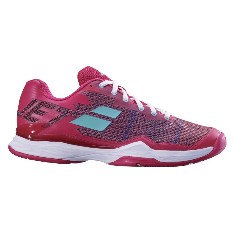 Chaussure Femme Babolat Jet Mach I Rose