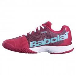 Chaussure Babolat Jet Mach I Rose