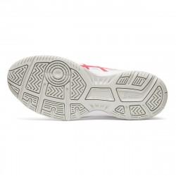 Promo Chaussure Junior Asics Court Slide Blanc