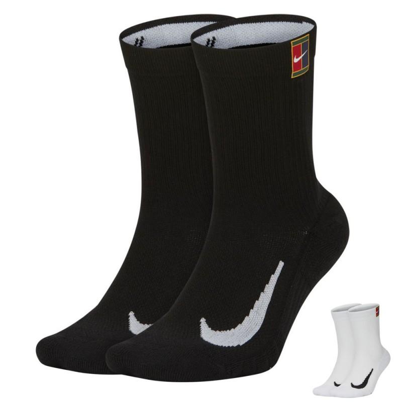 2 Paires de Chaussettes NikeCourt Multiplier