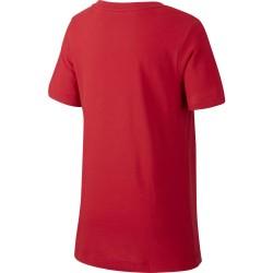 Achat Tee Shirt Junior NikeCourt Dri-Fit Rouge