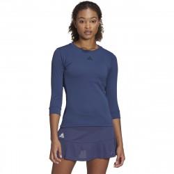 Promo Haut ML Femme Adidas Heat.RDY