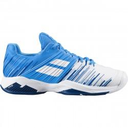 Chaussure Babolat Propulse Fury Bleu/Blanc
