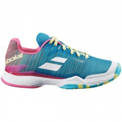 Chaussure Femme Babolat Jet Match II Turquoise