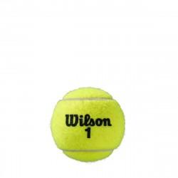 Promo BiPack de 4 Balles Wilson Roland Garros