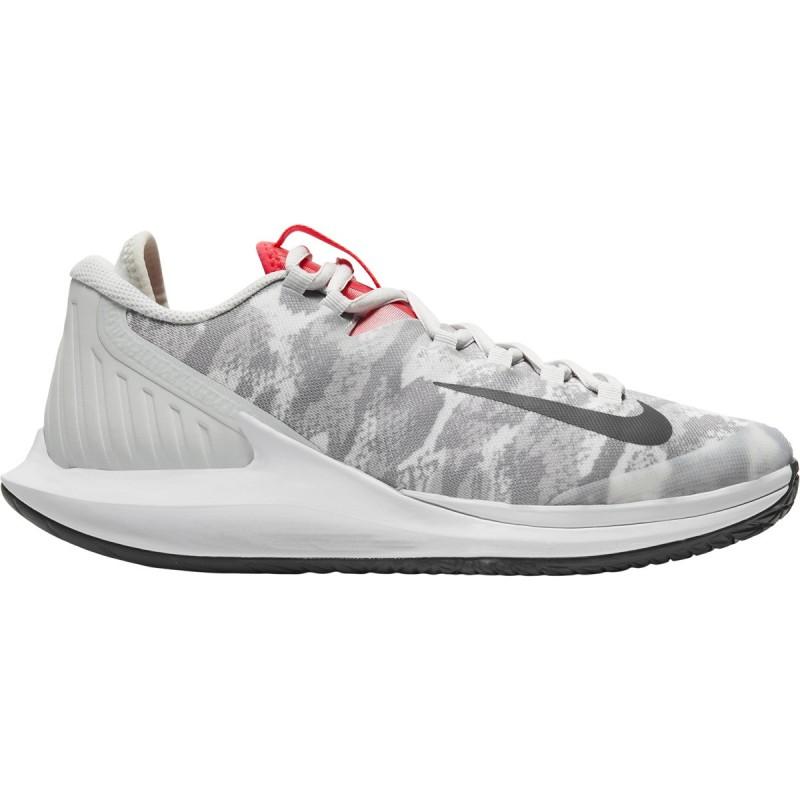 Chaussure Femme NikeCourt Air Zoom Zero Gris