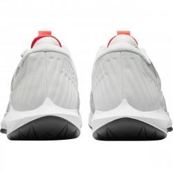 Promo Chaussure Femme NikeCourt Air Zoom Zero Gris