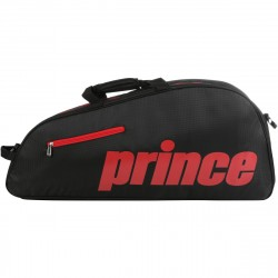 Achat Sac Thermo Prince Tour 3 Raquettes Rouge