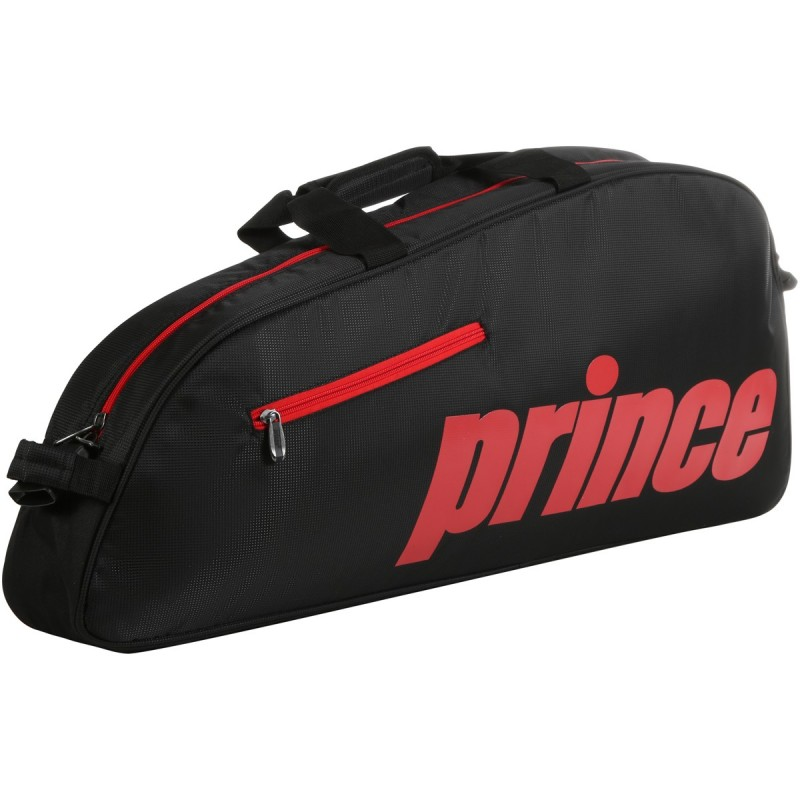 Sac Thermo Prince Tour 3 Raquettes Rouge