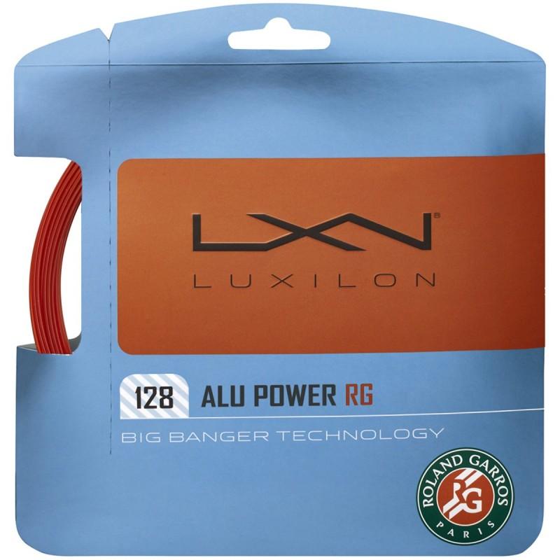 Cordage Luxilon Alu Power RG