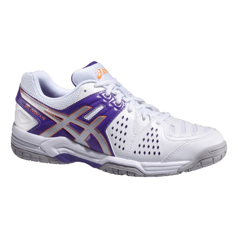 hot sale online f3d30 e3504 Chaussure Femme Asics Gel Solution Speed 3 Blanc. 85,00 €. Plus