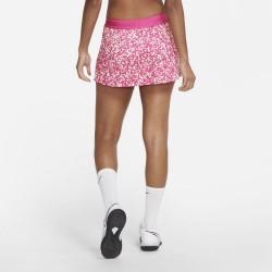 Prix Jupe Femme NikeCourt Dri-FIT Rose