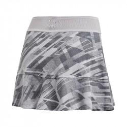 Achat Jupe Femme Adidas Match Heat.Rdy Gris