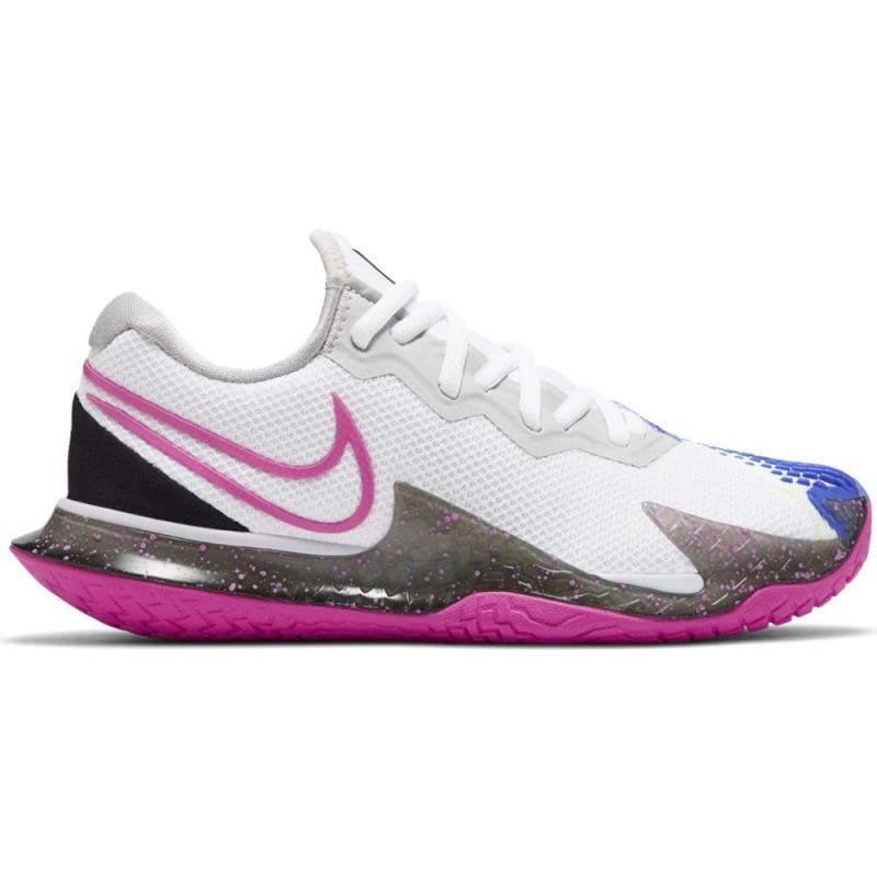 Chaussure Femme NikeCourt Air Zoom Vapor Cage 4 Blanc