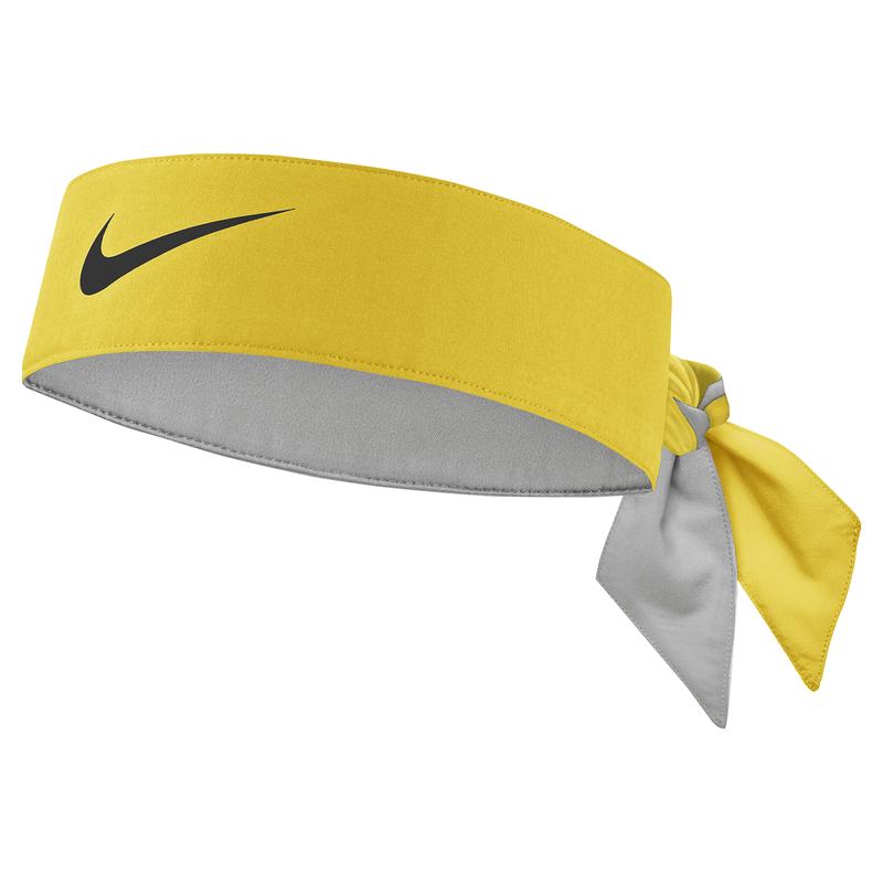 Bandeau Nike Dri-FIT Jaune