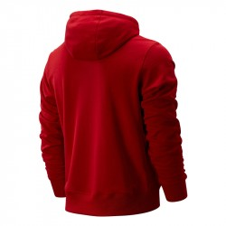Achat Sweat New Balance Essential Rouge