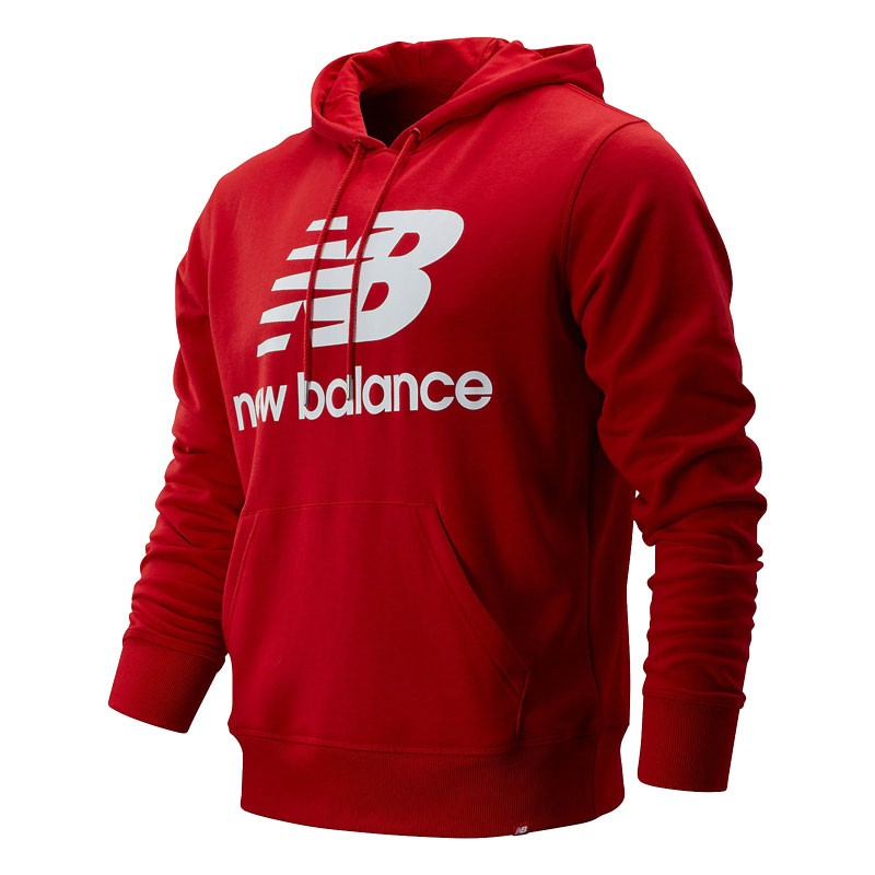 Sweat New Balance Essential Rouge