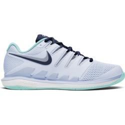 Chaussure Femme NikeCourt Air Zoom Vapor X Gris