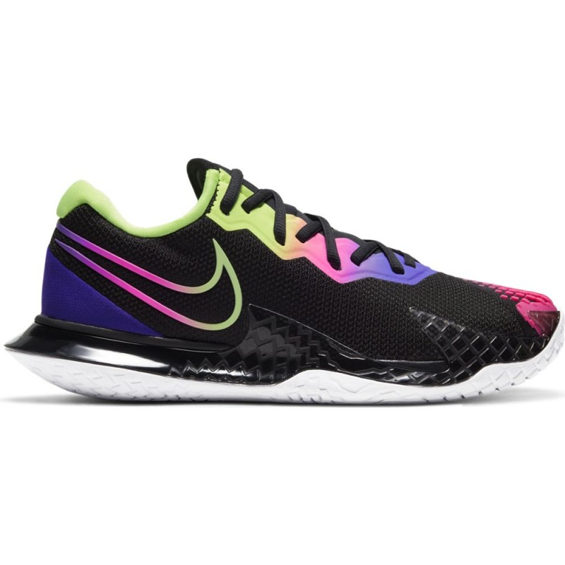 Chaussure Femme NikeCourt Air Zoom Vapor Cage 4 Noir