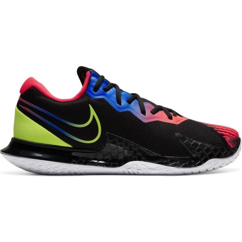 Chaussure NikeCourt Zoom Vapor Cage 4 Noir