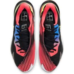 Promo Chaussure NikeCourt Zoom Vapor Cage 4 Noir