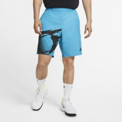 Promo Short NikeCourt Slam Bleu