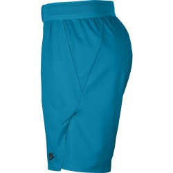 Achat Short NikeCourt Slam Bleu