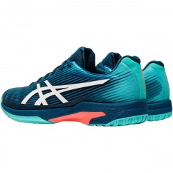 Promo Chaussure Asics Solution Speed FF Bleu