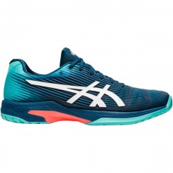 Chaussure Asics Solution Speed FF Bleu