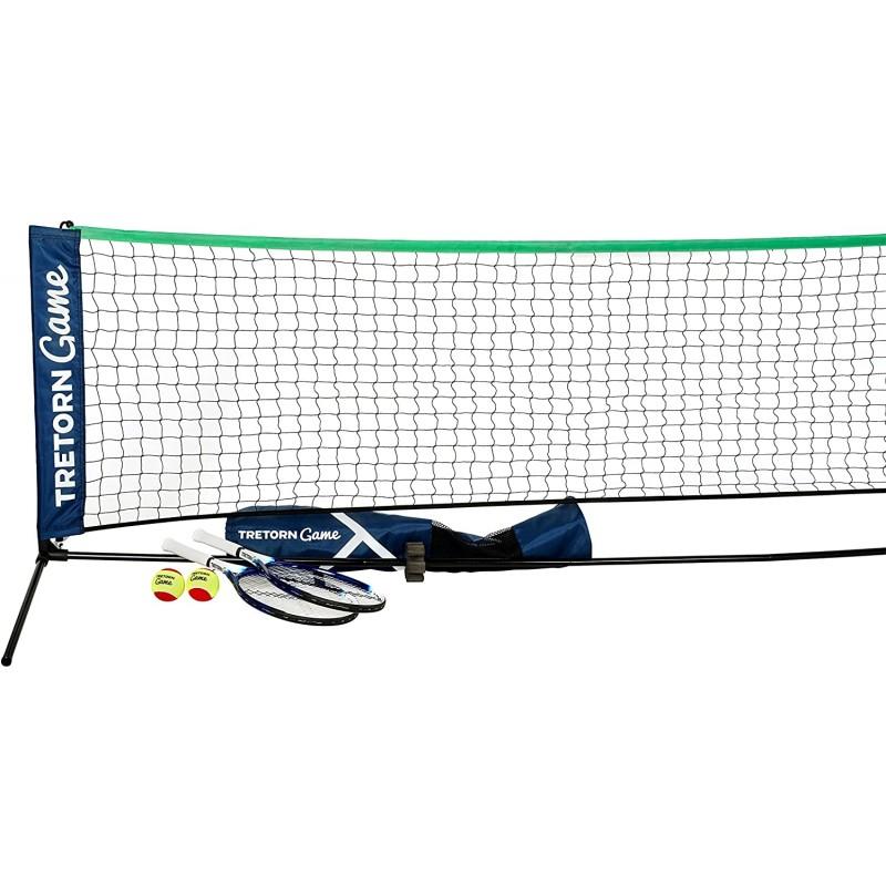 Kit Filet Tretorn Mini Tennis
